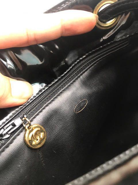 LIMITED AUTHENTIC Preloved Chanel backpack vintage SALE!!!