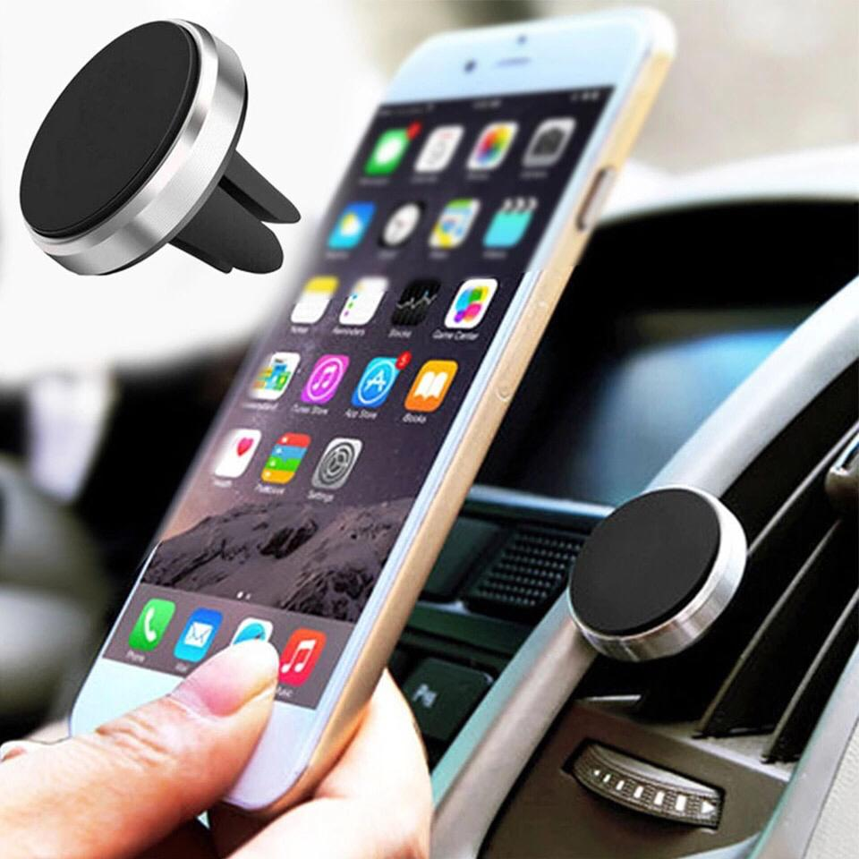 Magnetic Phone Holder Car GPS Air Vent Mount Magnet Cell Phone Stand Holder