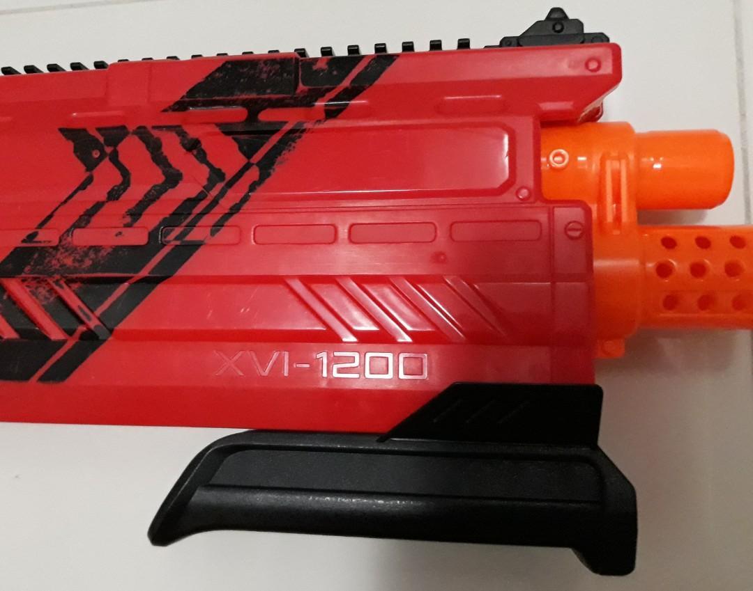 Nerf Gun Rival XVI-1200