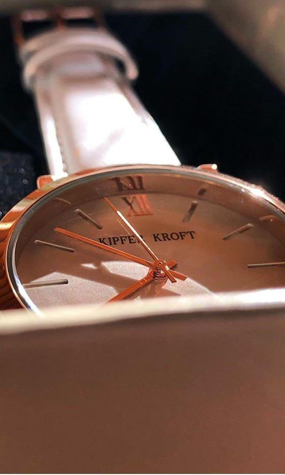 Never worn NEW Kipfer Kroft swisse watch! Incredible quality, original price$250
