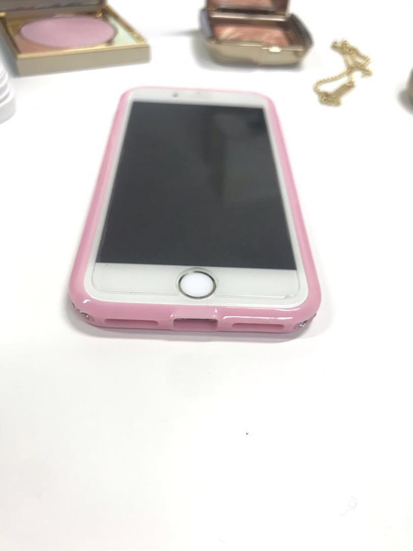 Pink Passionate Bling for iPhone 7/8