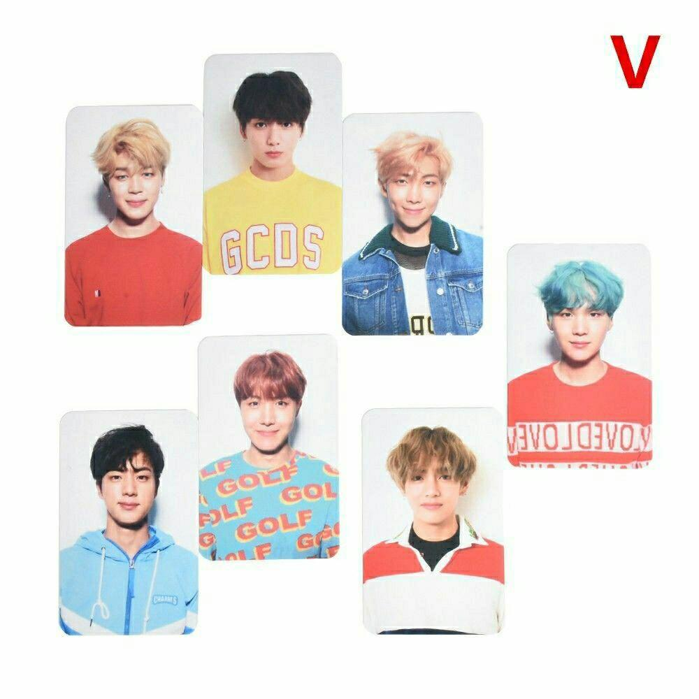 {READY STOCK} BTS LY Her Album Unofficial Photo Cards