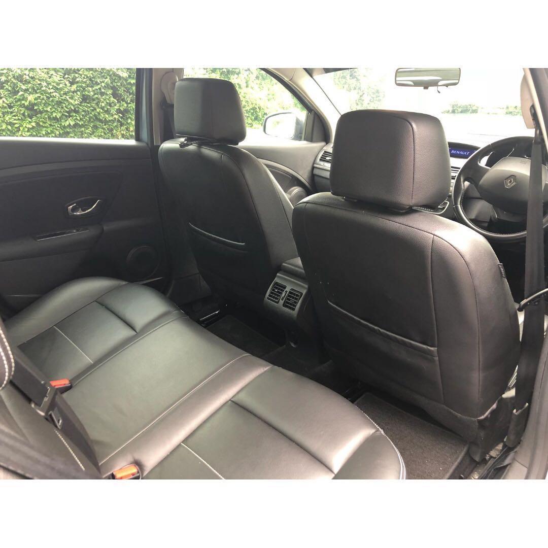 DIESEL!! DIESEL !!!! Renault Fluence DIESEL 1.5 with Gojek Rebate - Superb fuel economy, comfortable continental drive ....And it's DIESEL!!!!