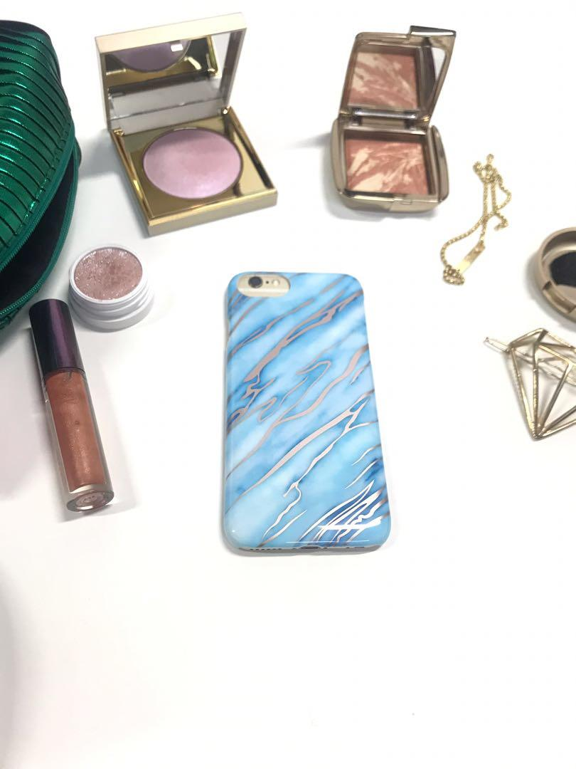 Rose Gold Accents for iPhone 6/7/8