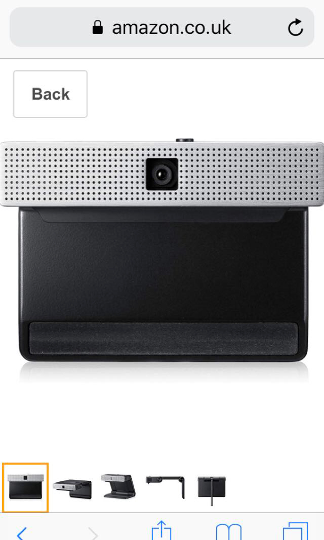 Samsung Skype TV camera, Electronics, Others on Carousell