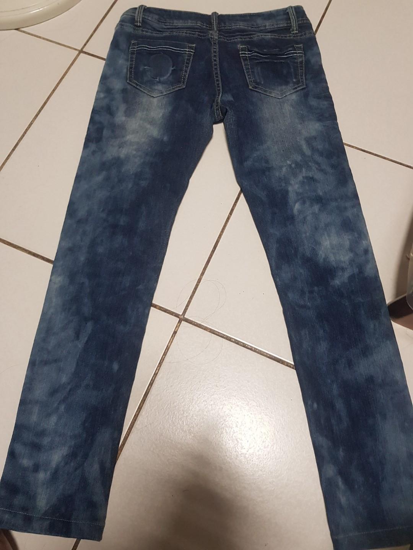 Size M 牛仔褲