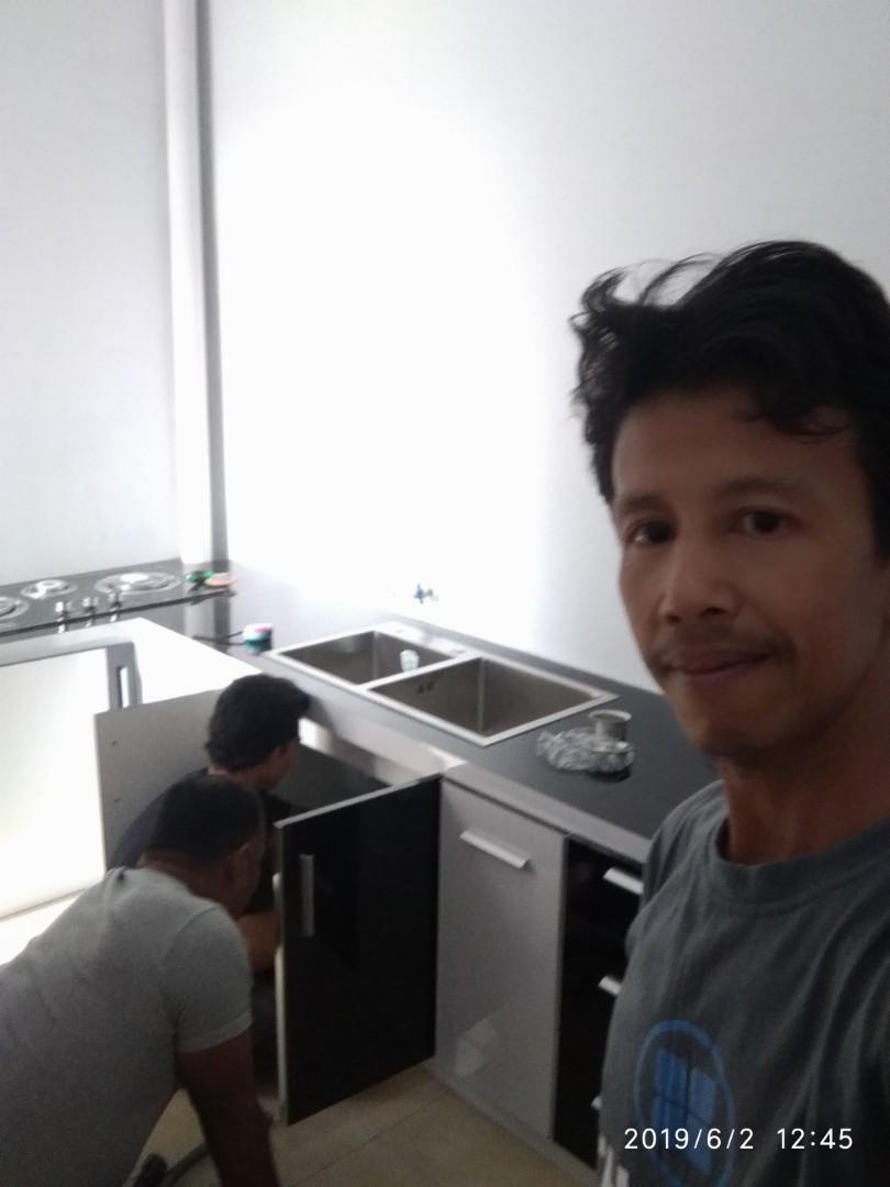 Spesialis kitchen set
