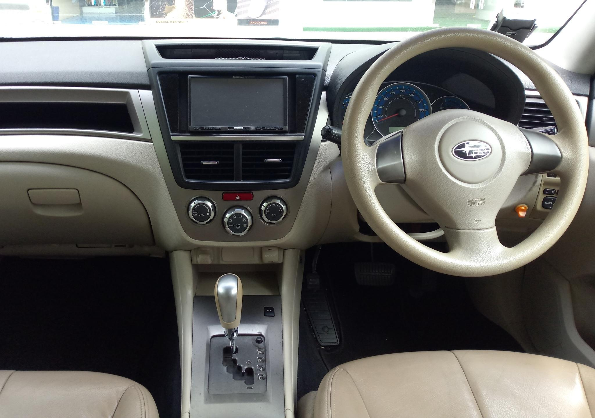 Subaru Exiga 2.0A Luxury MPV for Personal/PHV Usage