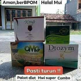 Super Combo Diet Herbal