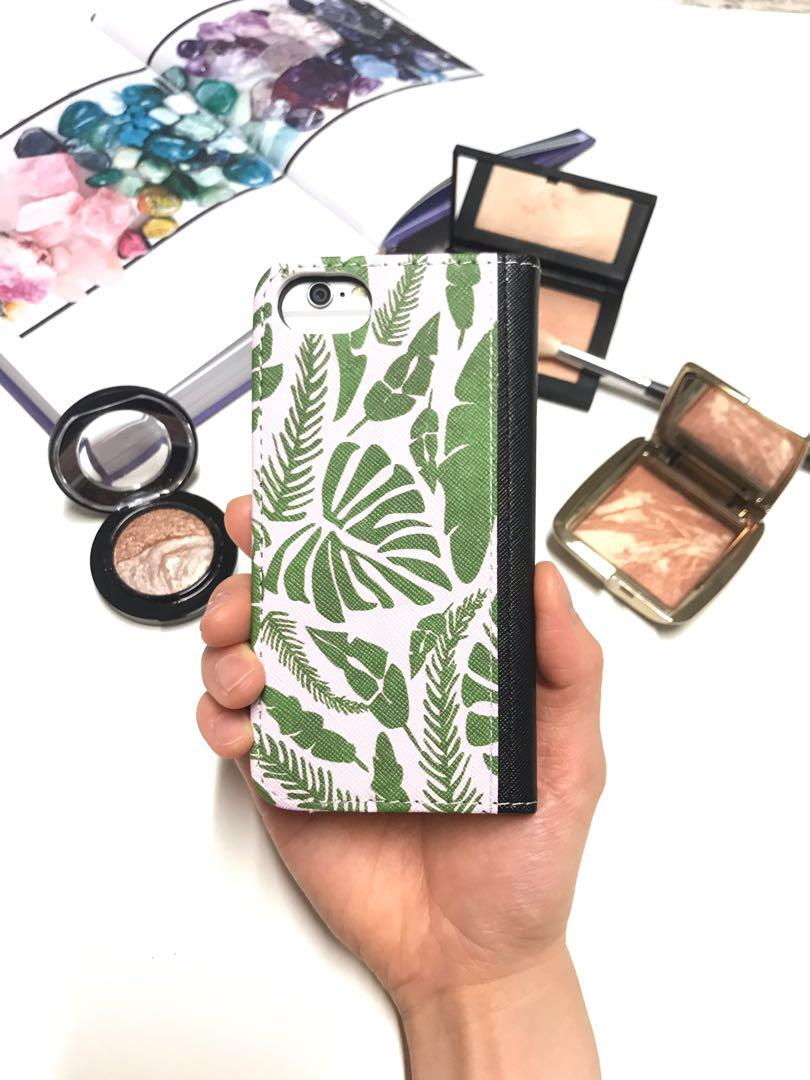 Tropical Breeze Wallet for iPhone 6/7/8
