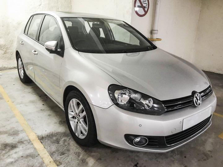 VOLKSWAGEN GOLF 1.4 2010