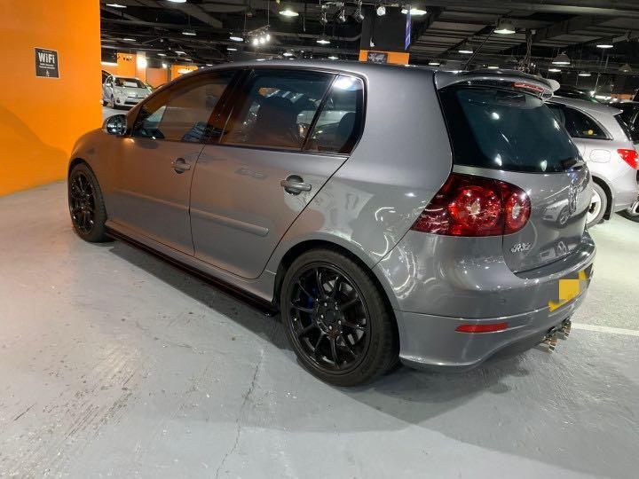 VOLKSWAGEN GOLF R32 2007