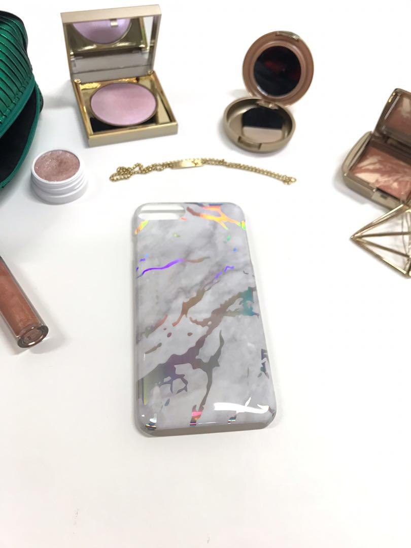 White Marble For iPhone 6/7/8 Plus