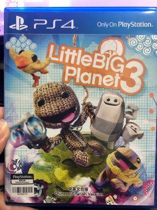 🚚 LITTLE BIG PLANET 3