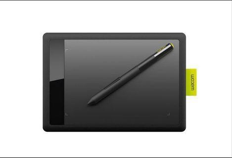 Bamboo wacom tablet 470