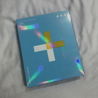 wts fast! TXT tomorrow by together album with group photocard