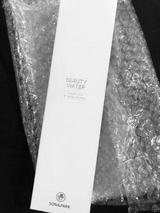 🚚 BN Son & Park Beauty Water