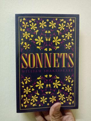 Sonnets - William Shakespeare