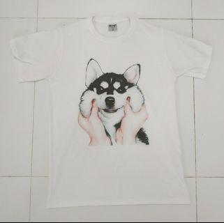 BN Husky Graphic Tee