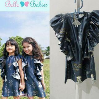 Belle Babies Design Ruffles Dress