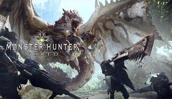 🚚 Steam - Monster Hunter: World Deluxe Edition