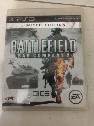 BATTLEFIELD (Bad company 2 )Limited edition