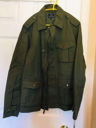 NEW-J.Crew jacket