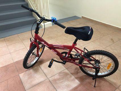 Aleoca 12 inch Children's bike