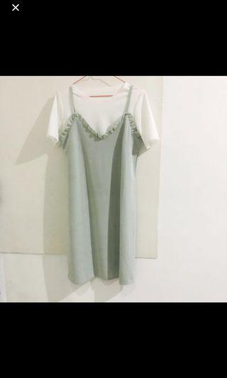 Korean dress set