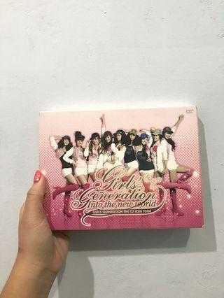 Girls Generation : Into The New World The 1st Asia Tour