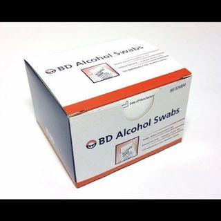 BD Alcohol Swab 100pieces