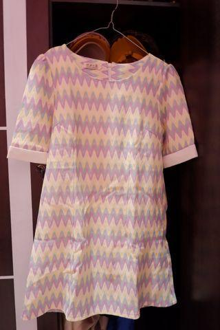 Tribal Dress Cute