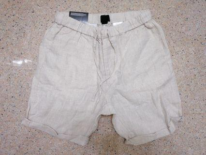 H&M Relaxed Fit Linen Shorts