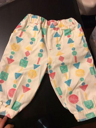 日本Futafuta 女童褲