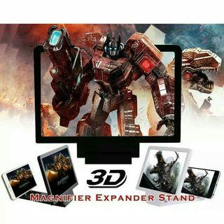 Pembesar Layar Hp 3D Enlarged Screen