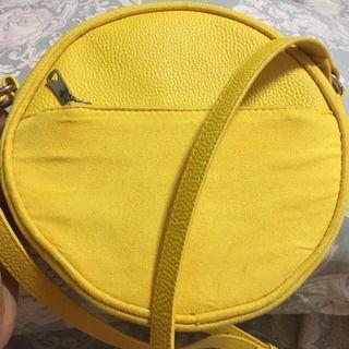 🚚 H&M黃色顯眼包
