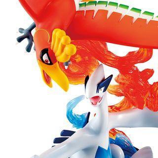 「預訂」MegaHouse Pokemon 寵物小精靈 G.E.M.EX Ho-Oh 鳳凰& Lugia 洛基亞