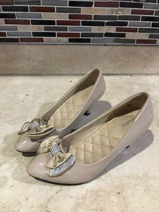 Flodeo Cinderella Shoes   Heels   Sweet Style   Glitter