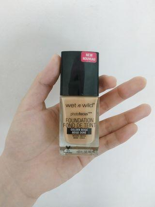 🚚 USED Wet N Wild Photo Focus Foundation