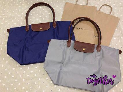 LONGCHAMP LE PLIAGE TOTE BAG L