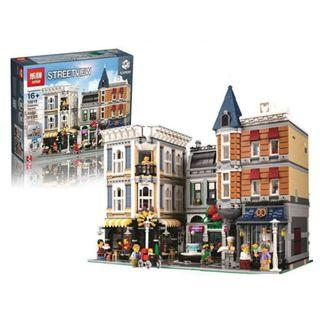 LEPIN 15019  Creator The Assembly Square (10255)
