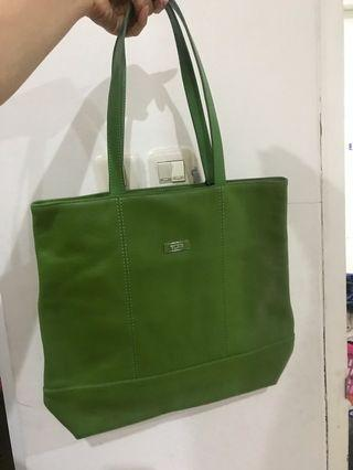 Brand New with Tag TUMI Havana Leather Tote Bag