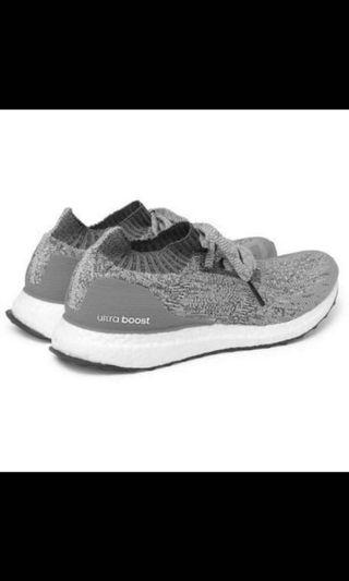 Adidas ultraboost uncaged grey