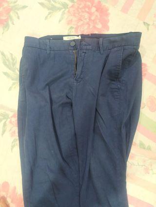Industries Navy trouser W31