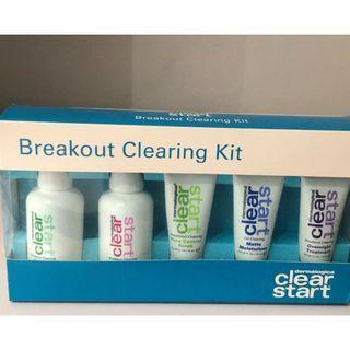 Dermalogica Breakout Clearing Kit. BNIB