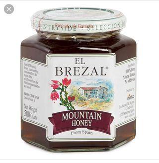 Mountain Honey 西班牙🇪🇸高山蜂蜜🍯
