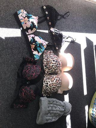 City Beach, Victoria Secret, Bras and things and PlayBoy Bundle