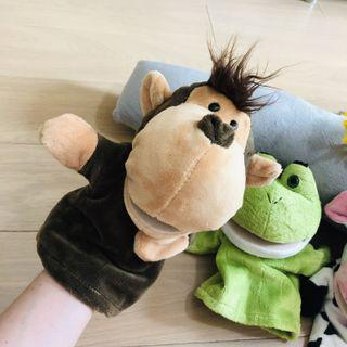 Hand puppet 猴子手偶(A)