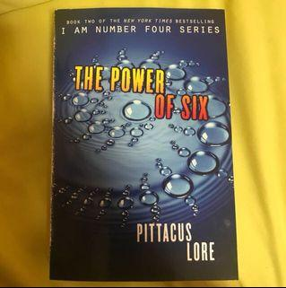 🚚 The power of six - Pattacus Lore