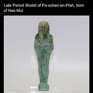 Authentic Ancient Egypt Ushabti